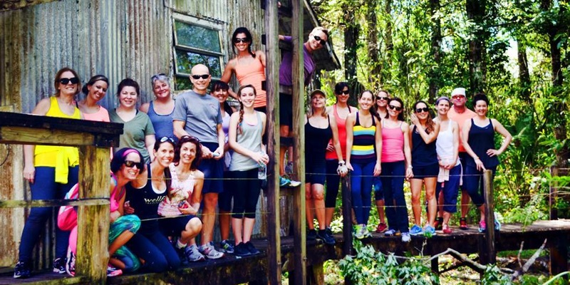 Everglades Bike + Yoga Adventure with Jill Wheeler