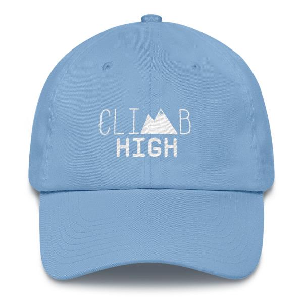 47b2d8ef99499 Climb High Cotton Cap