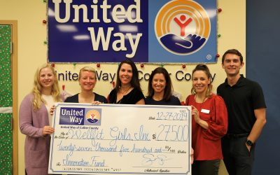 Wellfit Girls receives $27,500 grant from United Way of Collier County