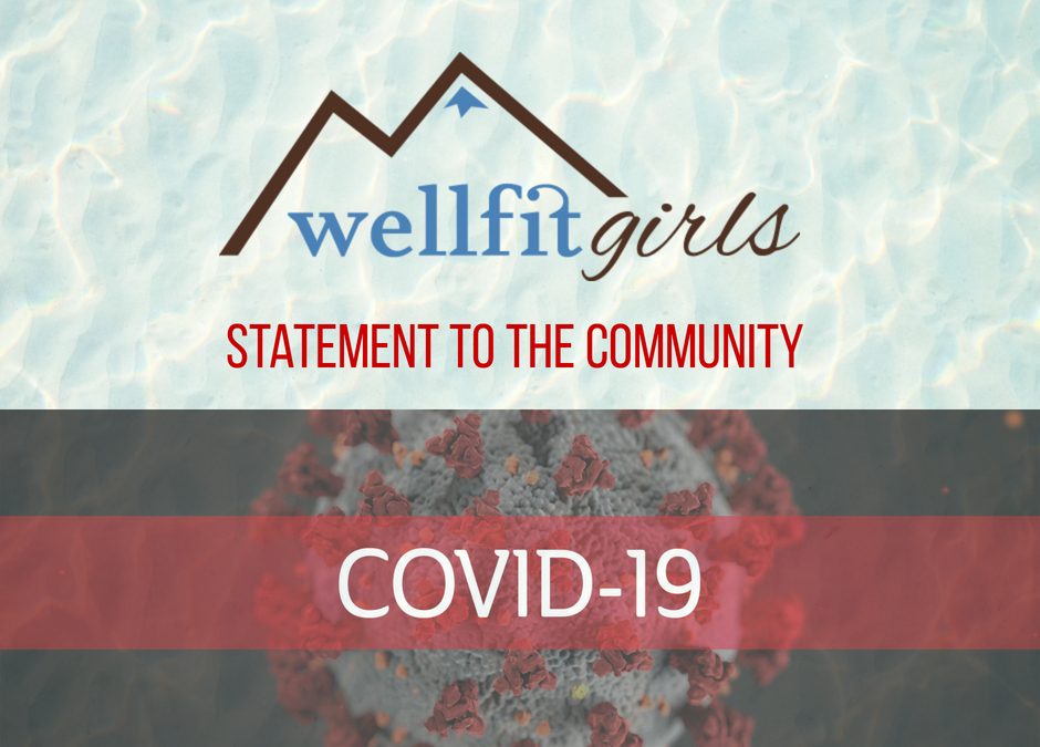 Wellfit Girls Coronavirus Statement