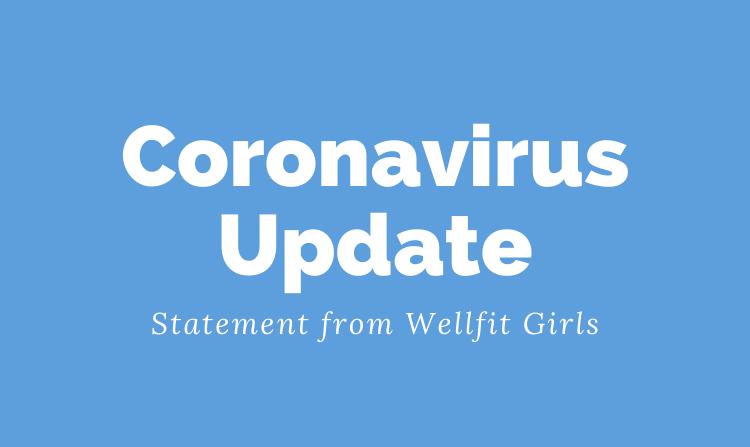 Coronavirus Statement October 2020