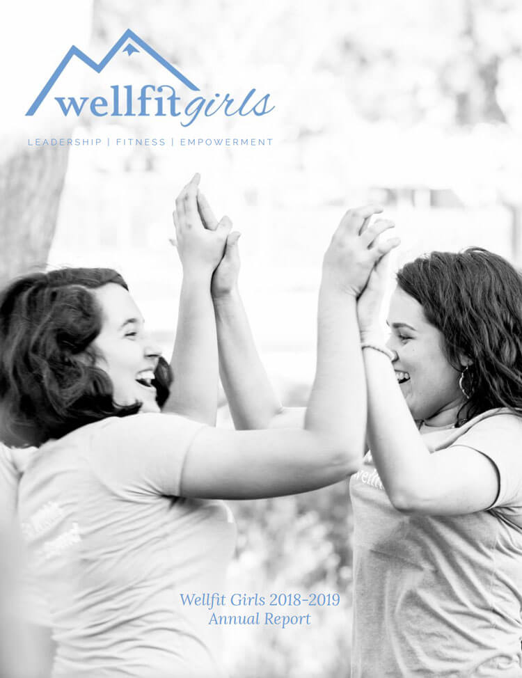 2018-2019 Wellfit Girls Annual Reports