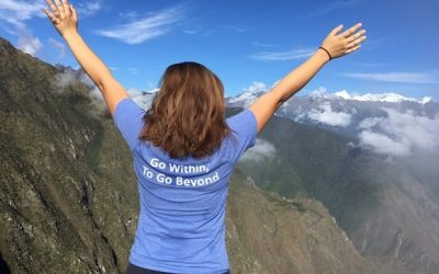 Why Climbing Machu Picchu Changed My Life